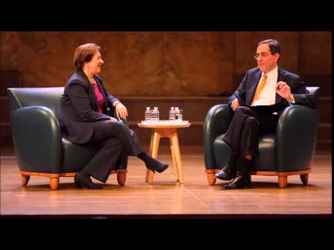 Supreme Court Justice Elena Kagan talks about communicating