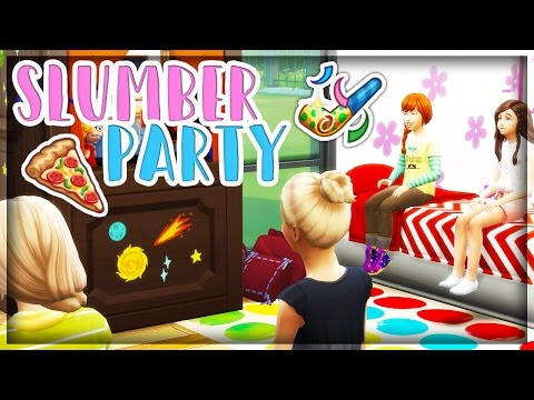 The Sims 4 | Slumber Party | Mod Overview