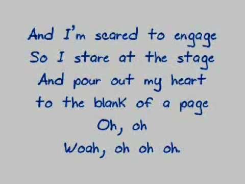 Knockin' - Freddie Stroma (lyrics)