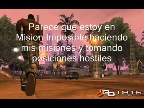 GTA San Andreas Theme Song - Young Maylay (Subtitulado en Español)
