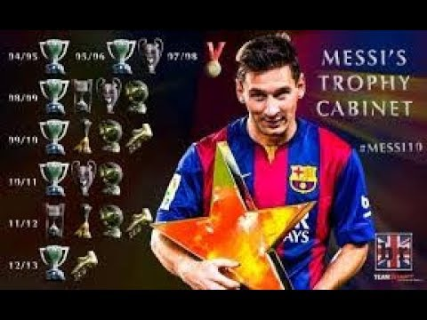 Lionel Messi Beautiful Photos History With FC Barcelona