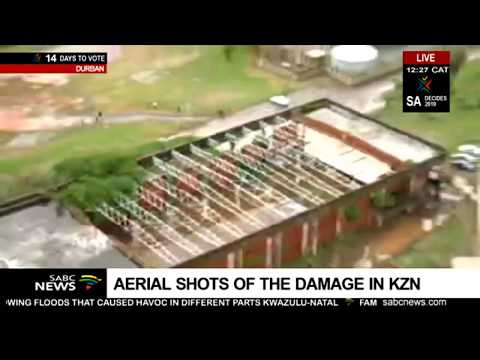 UPDATE: Flood damage in KZN