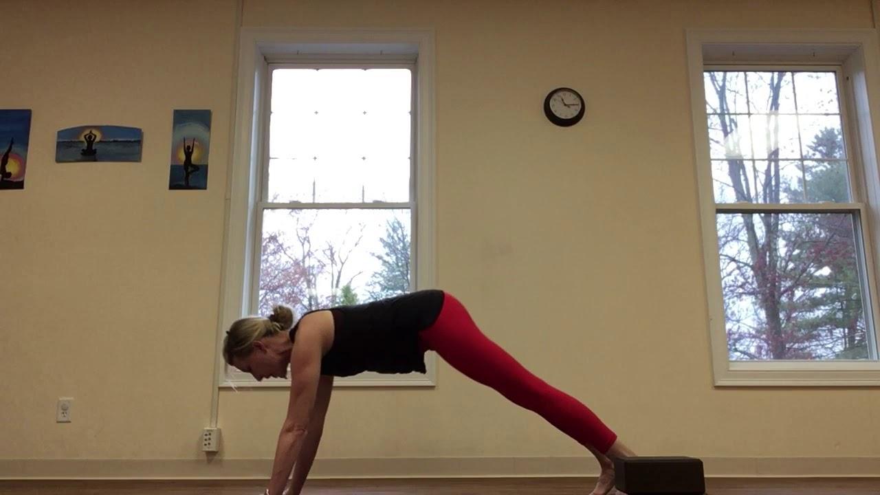 At Home Workout - Danielle's YogaBack - April 30th