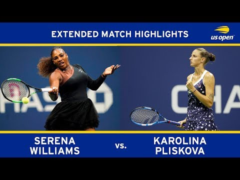 Extended Highlight: Serena Williams Vs. Karolína Plíšková | 2018 US Open, QF