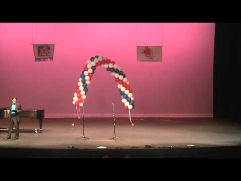 Saratoga's Got Talent 2013 GORY DETAILS VIDEO 06/14 SESSION 2 Kicks off
