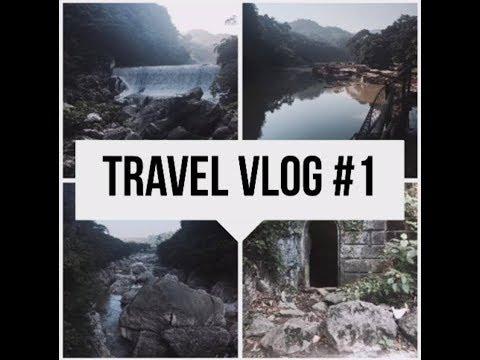 TRAVEL VLOG #1 | Wawa Dam, Rodriguez, Rizal, Philippines | Christia Dolores