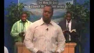 Pastor Tony Smith : Exposes Pastor Manning as False pt 1