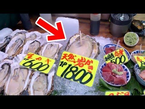 【規格外】人生で一番巨大な牡蠣がヤバすぎた!!