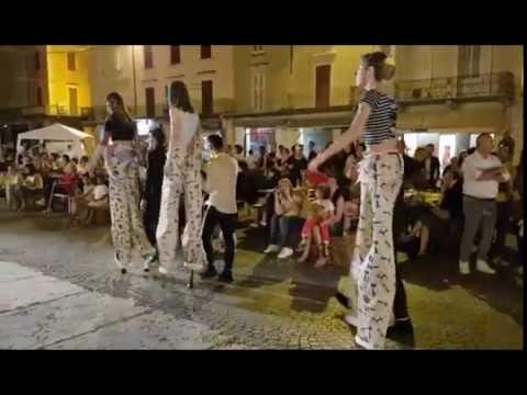 La sfilata di moda dell'istituto Santa Chiara a Casalmaggiore
