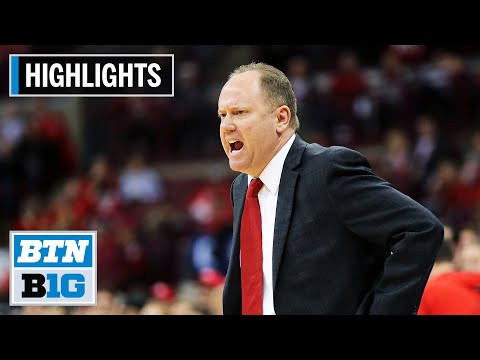 Wisconsin Badgers - MBB: Wisconsin takes down Eastern Illinois 65-52