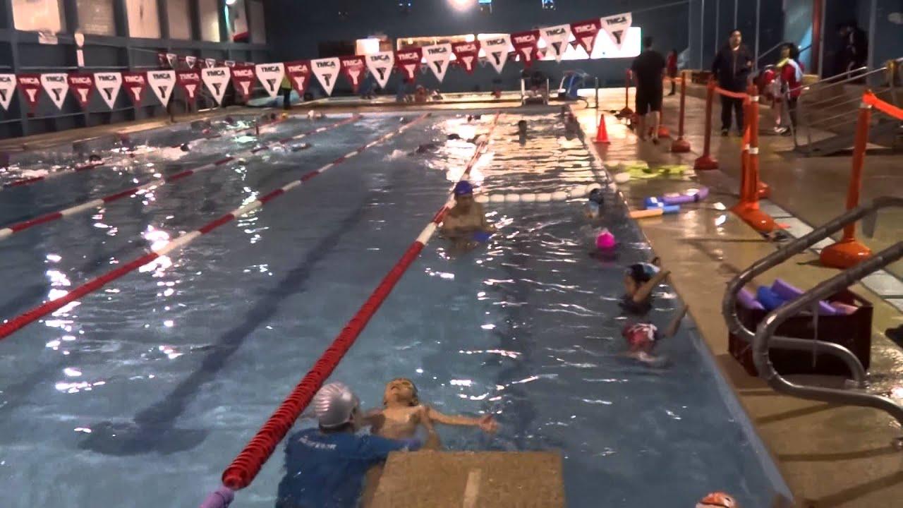 natacion renzo fabrizio 6 en nivel 1 x 25mts piscina ymca
