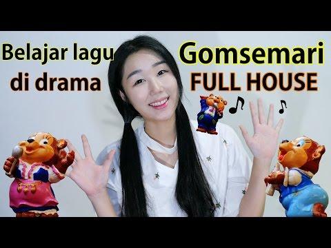 Lagu 'Gomsemari' Di Drama FULL HOUSE?!! Mari Kita Belajar Lagu Korea!! [Bahasa Korea]
