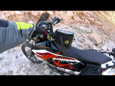 2014 KTM 690 Enduro r - Toughest Hill Climb Ever!