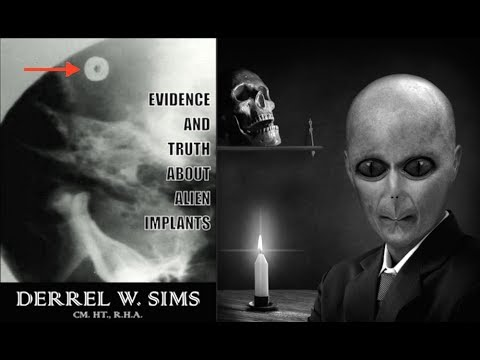 Former CIA - Aliens Are Harvesting, Chipping & Tracking Humans Like Cattle, Derrel Simms