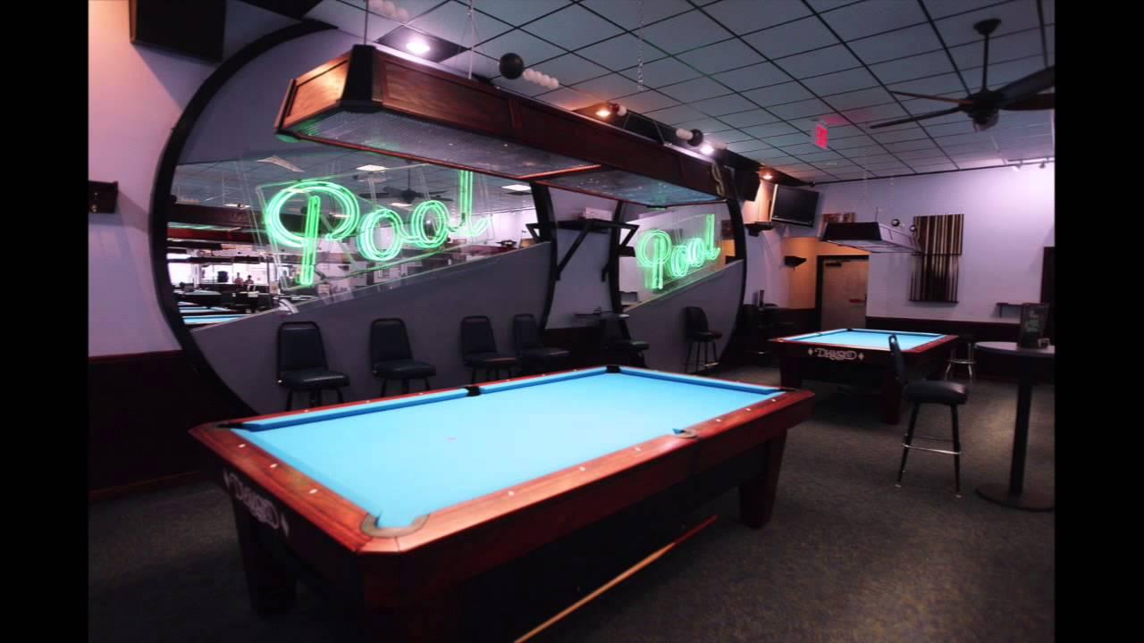 Gotham City Billiard Club Youtube