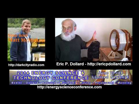Eric Dollard Interview by Matt McMahon on Dark City Radio Jan 15, 2014