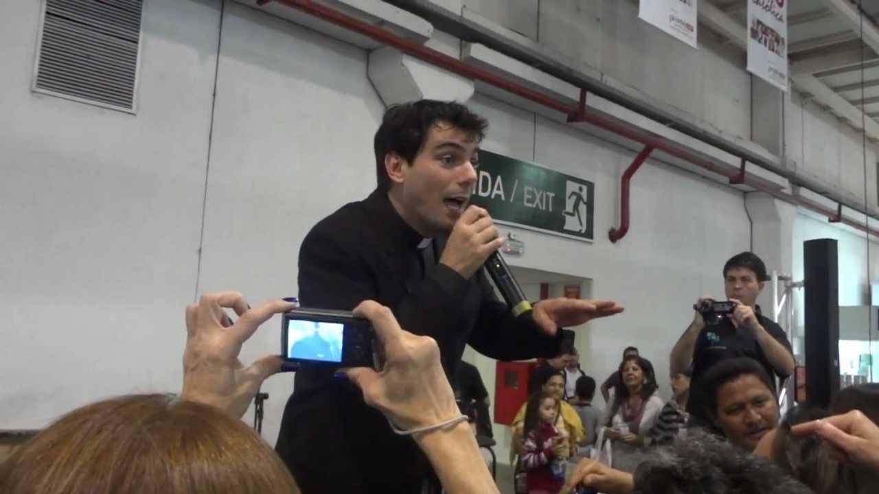 """Padre Juares De Castro: Padre Juarez De Castro Canta """"Noites Traiçoeiras"""" (Deus Te"""