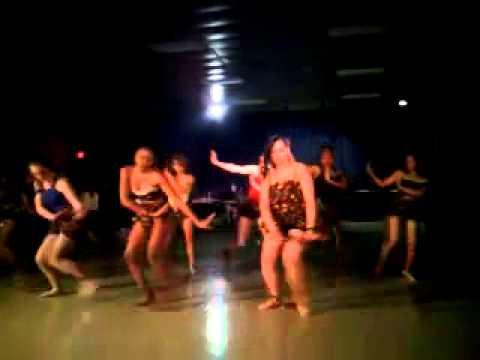 DAEMEN COLLEGE AFRO-LATIN DANCE TEAM PERFORMANCE 2013