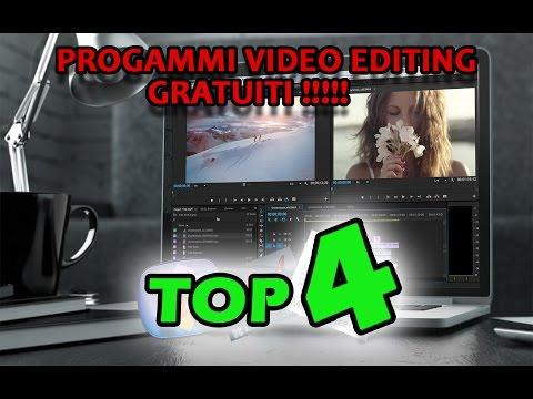 I migliori 4 programmi di Video Editing GRATUITI !!! ArmaDisk ITA
