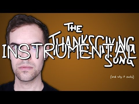 THE THANKSGIVING SONG (Instrumental Cover)