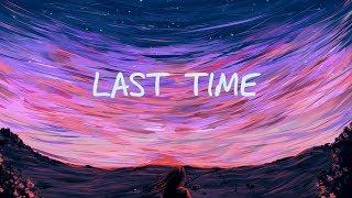 Anson Seabra - Last Time (lyric video)