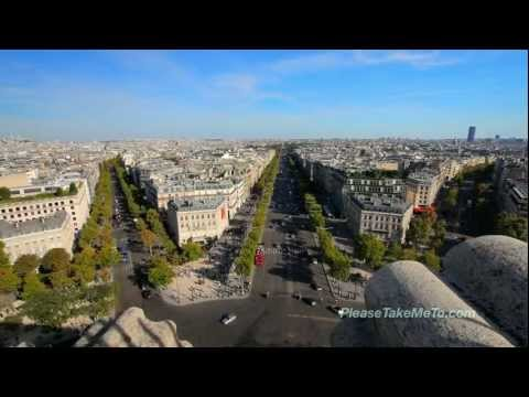 Champs Elysees, Paris - France