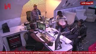 Why I Want To Take Presenters To Nigeria - Khaligraph Jones #NRGBreakfastClub