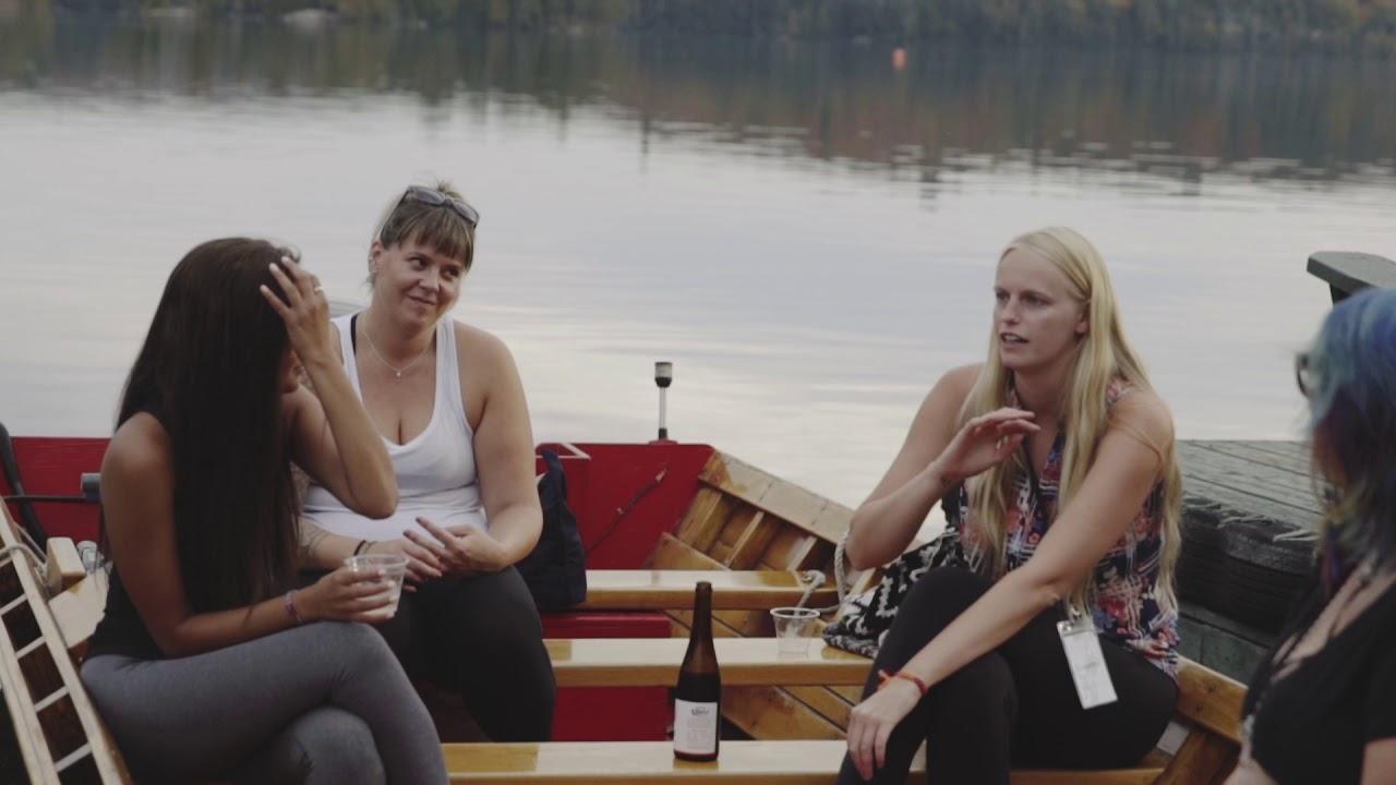 Camp Dovetail (Dovetail Basecamp) Sept 19-22, 2019, Camp Tamakwa, Algonquin Park, Canada