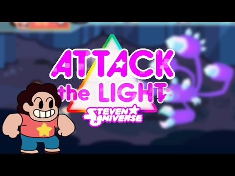 Steven Universe: Attack the Light - One down, a bunch to go! - Part 2