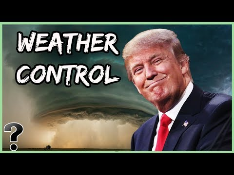 Is The Government Controlling The Weather?