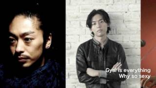 Gyal Is Everything(REMIX) feat.KEN THE 390,将絢(Romancrew)&Sequick.