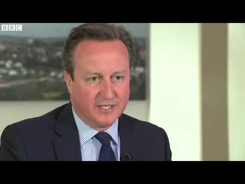 Panama Papers  David Cameron 'had stake in offshore trust'   BBC News