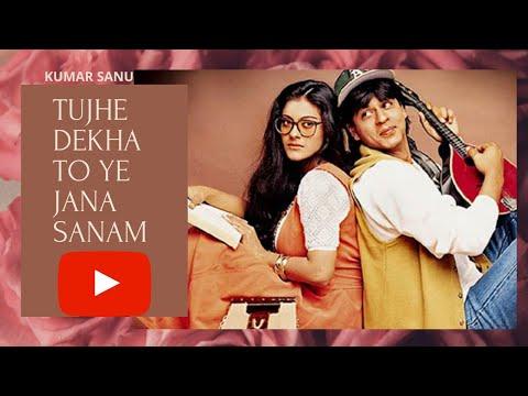 tujhe dekha to ye jana sanam pyar hota hai deewana sanam mp3 song| musical night