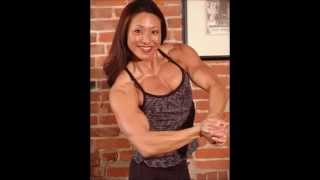 Favorite Asian Female Bodybuilders (Photo Slideshow #5)