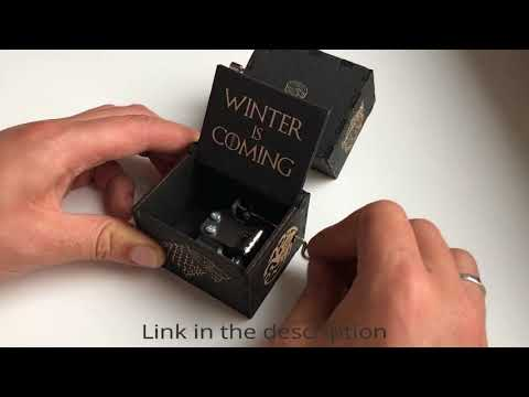 Game of Thrones Theme Music Box | Buy Anime Toy