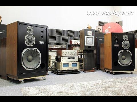 Yamaha FX-3 & DENON POA-3000 PRA-2000 тест Oldplayer