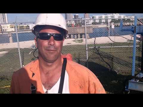 Sandblasting Tampa Bay - Underwater Sandblasting - Port of Tampa - 727 482 9403