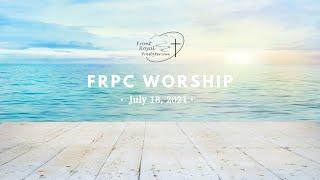FRPC   July 18, 2021