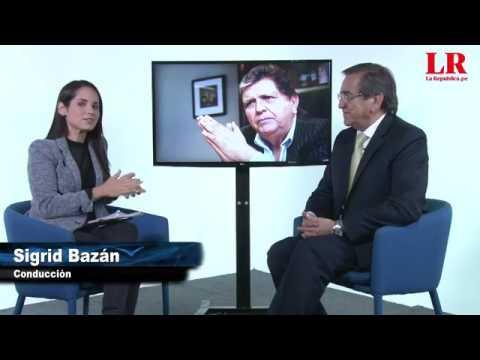 """Jorge del Castillo escuelea a pulpina Sigrid Bazan: """"Lo de AG queda totalmente descartado"""""""