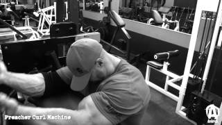 THE GUNS OF WRATH 2, Training Arms With Frank McGrath
