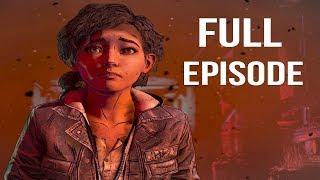 "The Walking Dead Game Season 4 EPISODE 2 Gameplay Walkthrough Part 1 ""The Final Season"""