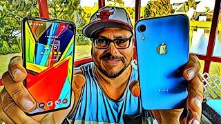 iPhone XR vs S10E - Los mas economicos de gama alta - Apple vs Samsung