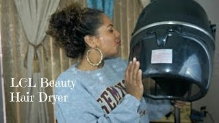Quick Look | LCL Beauty Hair Dryer ♡