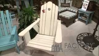 Uwharrie Chair Company Original Chair - Factorypatiofurniture.com