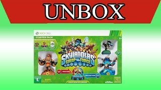Unbox [PT-BR] - Skylanders Swap Force