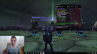 7.1.5 How to Frost Death Knight : Trinkets