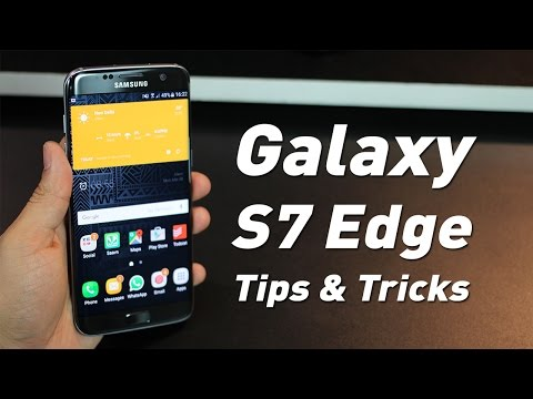 Top 10 Best Galaxy S7/S7 Edge Tips and Tricks