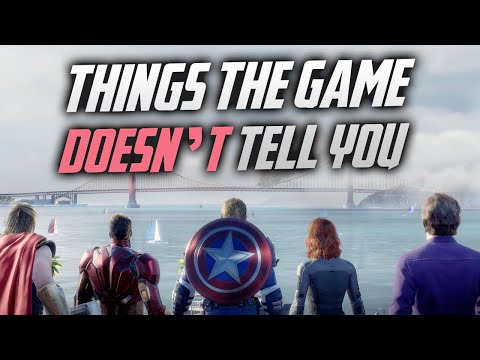 Marvel's Avengers: 10 Things The Game Doesn't Tell You