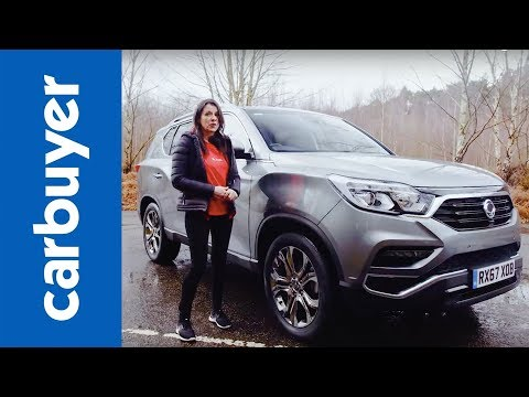 New 2018 SsangYong Rexton SUV in-depth review – Carbuyer – Ginny Buckley