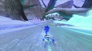 Sonic Free Riders - Weapons Trailer